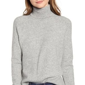 J.Crew Super Soft Turtleneck Sweater